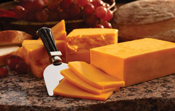 Process Cheddar Cheese Hard